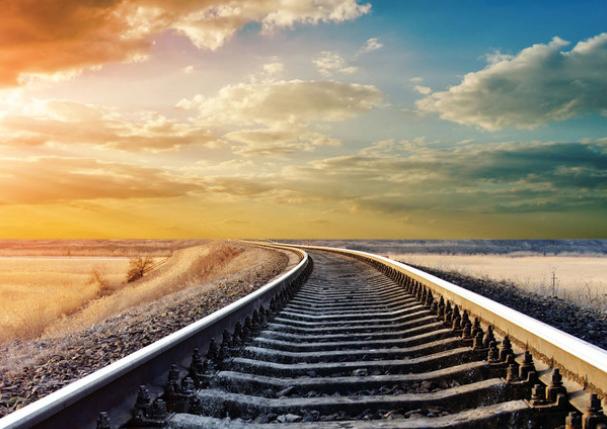 توسعه راه آهن